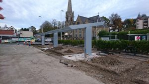 Update on Broughty Ferry charging hub